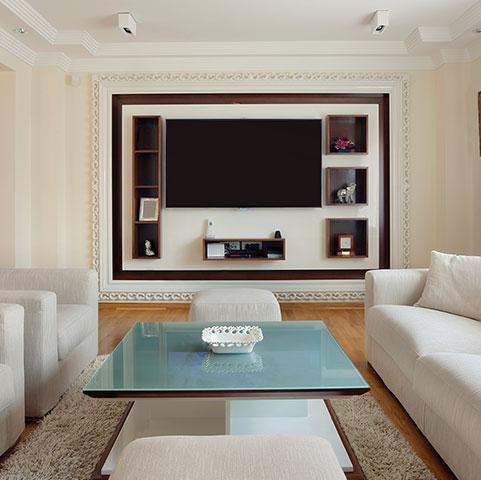 Charmant TV Installation