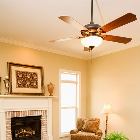 Stafford-ResidentialElectricalServices-CeilingFanandLightFixture.jpg