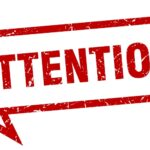 ATTENTION: NOTICE FROM STAFFORD HOME SERVICE